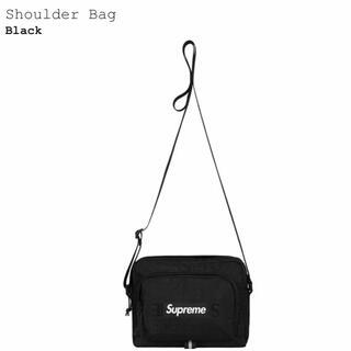 シュプリーム(Supreme)のSupreme 19SS Shoulder Bag Black 新品未使用 レア(ショルダーバッグ)