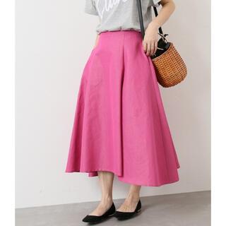 IENA - 美品💖 IENA デザインフレアースカート