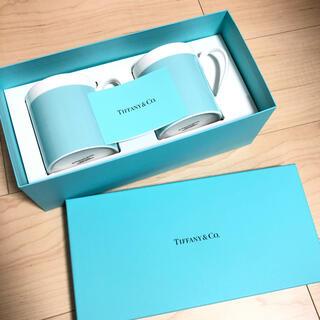 Tiffany & Co. - ティファニー マグカップ2個セット
