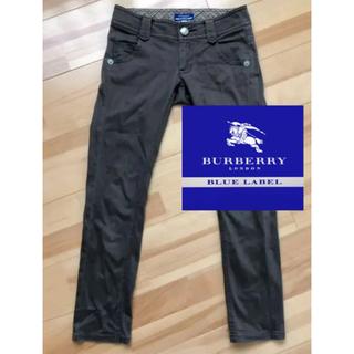 バーバリーブルーレーベル(BURBERRY BLUE LABEL)のバーバリーブルーレーベル バーバリー パンツ 36 S M(カジュアルパンツ)