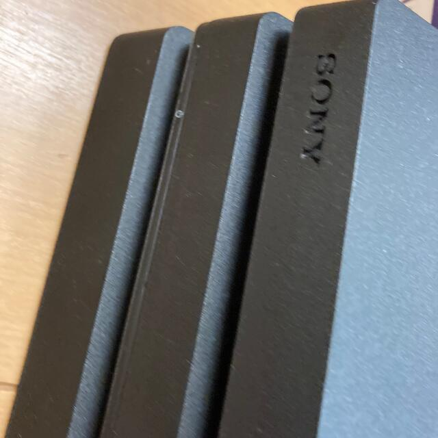 PlayStation4(プレイステーション4)のSONY PlayStation4 Pro 本体フルセット 動作確認済 エンタメ/ホビーのゲームソフト/ゲーム機本体(家庭用ゲーム機本体)の商品写真