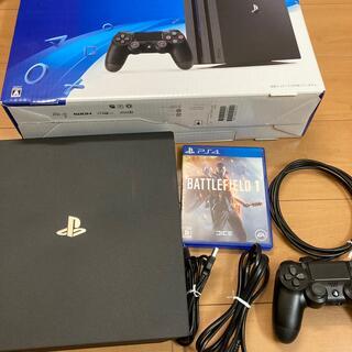 PlayStation4 - SONY PlayStation4 Pro 本体フルセット 動作確認済