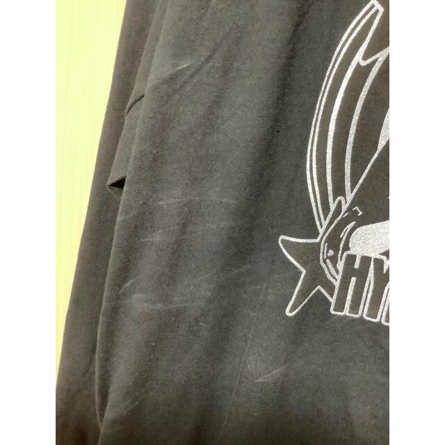 Supreme(シュプリーム)のSupreme HYSTERIC GLAMOUR L/S Tee M 黒 ロンT メンズのトップス(Tシャツ/カットソー(七分/長袖))の商品写真