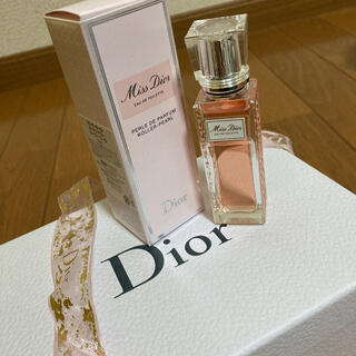 Christian Dior - ミス ディオール オードゥ トワレ ローラー パール 20ml