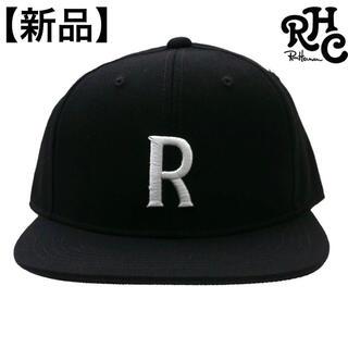 ロンハーマン(Ron Herman)の【新品】ロンハーマン Rロゴ キャップ ネイビー(キャップ)