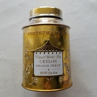 セイロンオレンジペコー ルーズリーフ紅茶茶葉 フォートナム&メイソン(茶)