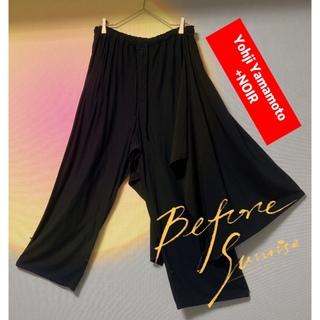 ヨウジヤマモト(Yohji Yamamoto)のヨウジヤマモト★NF-P37-816 スラックス パンツ ズボン★ワイズ/Y's(その他)