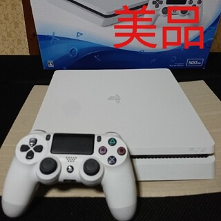 PlayStation4 - PlayStation4 CUH-2200AB02 500GB