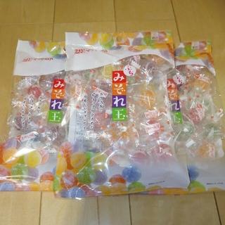 【3袋】ぷちみぞれ玉(菓子/デザート)