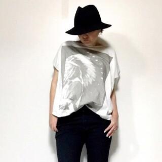 ドゥーズィエムクラス(DEUXIEME CLASSE)のdeuxieme classeで購入したインディアンTシャツ(Tシャツ(半袖/袖なし))