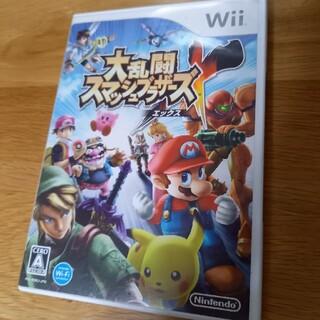 Wii - 大乱闘スマッシュブラザーズX Wii スマブラエックス Wii用ソフト