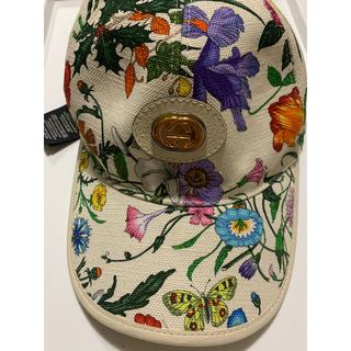 グッチ(Gucci)のGUCCI グッチ キャップ 帽子(キャップ)
