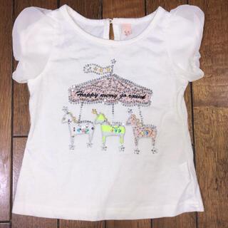 エイチアンドエム(H&M)のシャツとワンピースのセット(Tシャツ/カットソー)