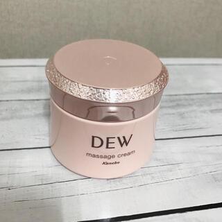 DEW - DEW マッサージクリーム100g
