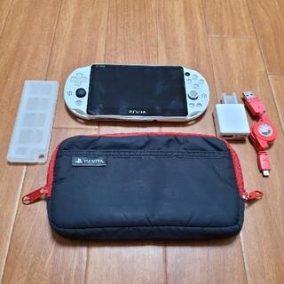 プレイステーションヴィータ(PlayStation Vita)のプレイステーションVita 本体(携帯用ゲームソフト)