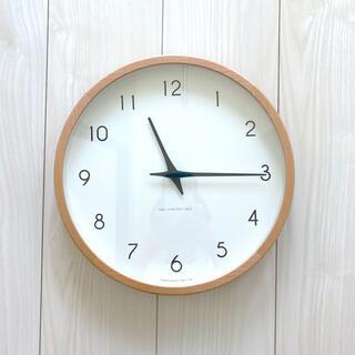 【値下げ】レムノス 壁掛け時計