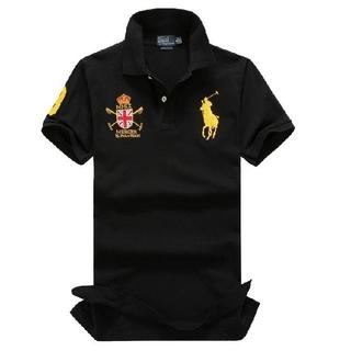 ポロラルフローレン(POLO RALPH LAUREN)の高品質男性用ポロ ラルフローレンポロシャツ5色(ポロシャツ)