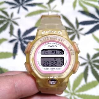 ベビージー(Baby-G)のCASIO Baby-G bg-350k ジーショック 1997 イルクジ(腕時計)