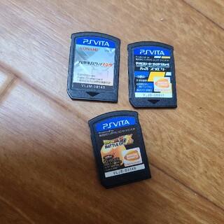 プレイステーションヴィータ(PlayStation Vita)のVita ソフト(携帯用ゲームソフト)