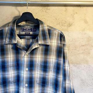 ラルフローレン(Ralph Lauren)のpolo  sport ラルフローレン オンブレチェックシャツ(シャツ)