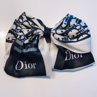ディオール(Dior)の新品 ディオール ノベルティ ヘアゴム リボン(ヘアゴム/シュシュ)