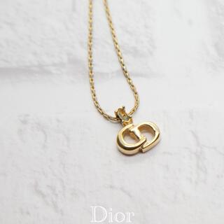 Christian Dior - クリスチャンディオール CDロゴ ネックレス