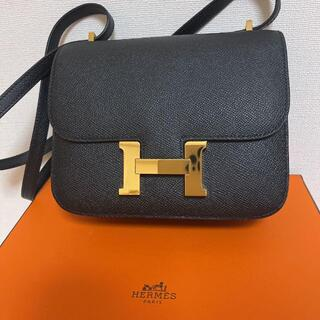 Hermes - HERMES コンスタンスミニ ゴールド金具