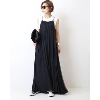 DEUXIEME CLASSE - Deuxieme Classe ★Sun Dress★ ブラック