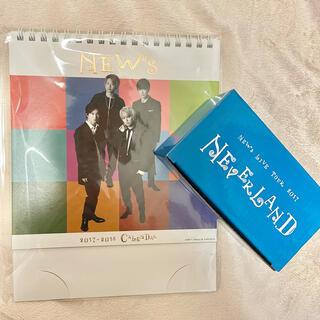 ニュース(NEWS)のNEWS LIVE TOUR NEVERLAND ツアーグッズ 2点セット(アイドルグッズ)