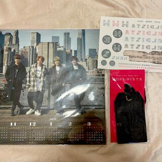 ニュース(NEWS)のNEWS LIVE TOUR WORLDISTA ツアーグッズ 3点セット(アイドルグッズ)
