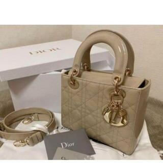 Dior - LADY DIOR スモールバッグ