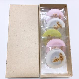 イムラヤ(井村屋)の二条城銘菓 和菓子 白餡 羊羹 おまんじゅう 京都(菓子/デザート)