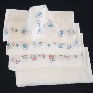 布オムツ 4枚 ドビー織り(布おむつ)