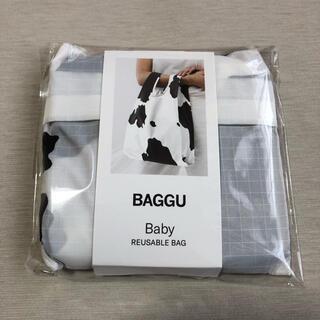 新品 エコバッグ BAGGU  cow  カウ