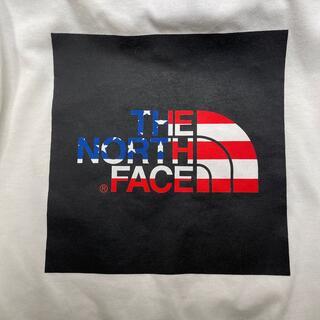THE NORTH FACE - THE NORTH FACE ノースフェイス Tシャツ USA 星条旗柄
