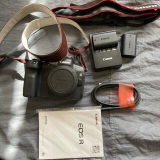 Canon - Canon EOS R