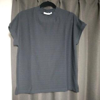 サマンサモスモス(SM2)の新品 ルノンキュール ヘリンボーンプルオーバー(Tシャツ(半袖/袖なし))