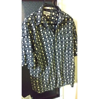 アメリヴィンテージ(Ameri VINTAGE)の80年代ビンテージオープンカラーシャツ(シャツ)