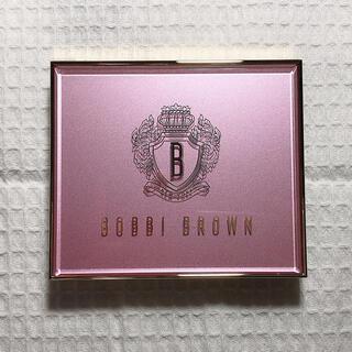 BOBBI BROWN - ボビイブラウン ピンクグロウリュクスアイシャドウパレット