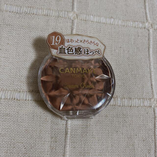 CANMAKE - キャンメイク クリームチーク 19
