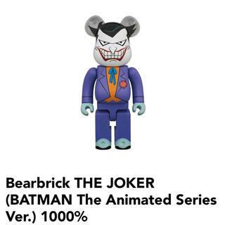 MEDICOM TOY - Bearbrick THE JOKER  BATMAN