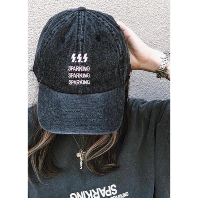 jouetie(ジュエティ)のキムラ様専用 MEビッグT キャップ レディースの帽子(キャップ)の商品写真