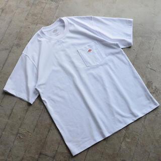 ダントン(DANTON)のdanton ロゴポケットTシャツ  / Logo Pocket Tee(Tシャツ/カットソー(半袖/袖なし))