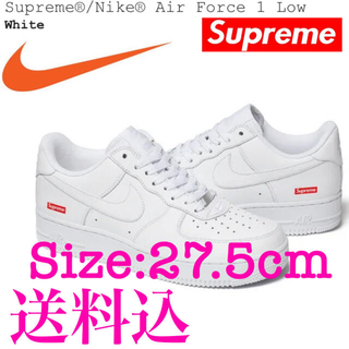 Supreme - Supreme / Nike Air Force 1 Low
