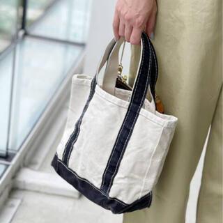 L'Appartement DEUXIEME CLASSE - 新品  【L.L.Bean 】Canvas Tote Bag Sサイズ ブラック