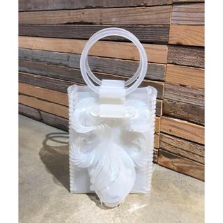 mame - 新品未使用 Mame Vinyl Chloride Mini Hand Bag