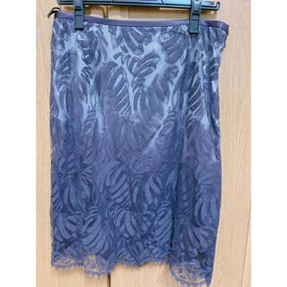 アンクライン(ANNE KLEIN)のスカート(ひざ丈スカート)