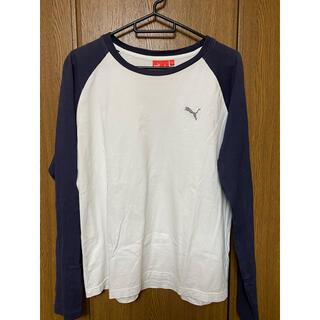 プーマ(PUMA)の【PUMA】プーマ トレーナー Tシャツ(Tシャツ/カットソー(七分/長袖))