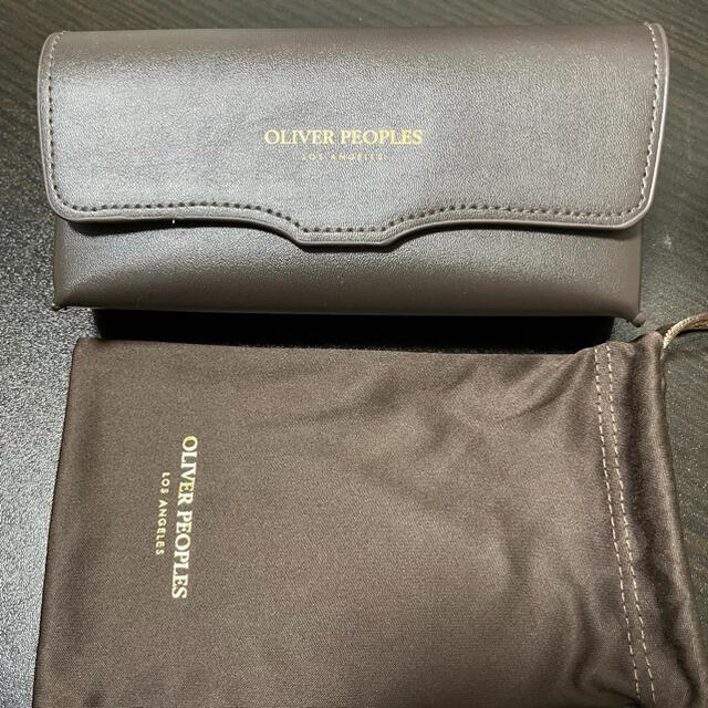 オリバーピープルズ OLIVER PEOPLES メガネケース メンズのファッション小物(サングラス/メガネ)の商品写真
