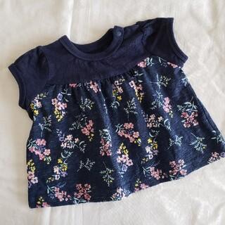 ニシマツヤ(西松屋)の西松屋 トップス 60-70cm(Tシャツ)